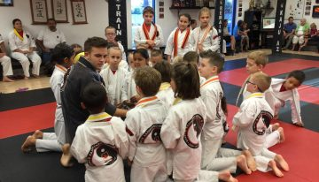 Best of Our Valley 2019 Spotlight: Kajukenbo AZ, 'Best Kid's Entertainment Indoors'