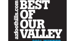Best of Our Valley 2021 Winners Logos