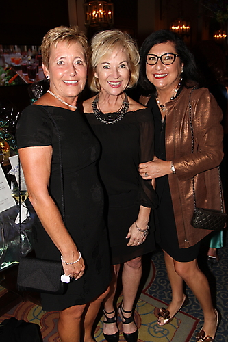 Bonnie Kiefer, Beth Pryor and Darcy Royal