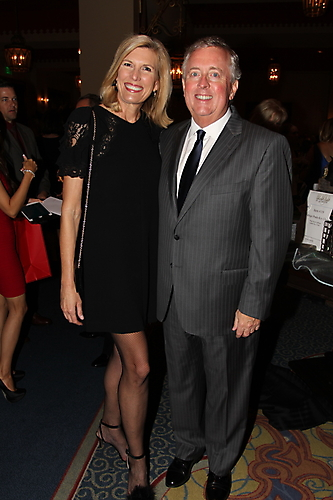 Carrie and Bryan Hall