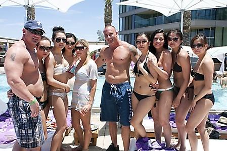Gay pool party w scottsdale