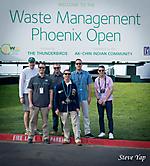 2017 Waste Management Phoenix Open Round Two