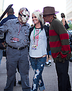 5th Annual Phoenix Comicon Zombie Walk