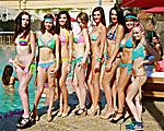 80's Beach Party & Bikini Fashion Show