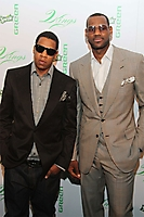 Two Kings Dinner with Jay-Z and Lebron James