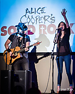 Alice Cooper Solid Rock Foundation 20th Anniversary
