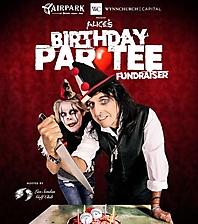 Alice Cooper's Birthday PAR-TEE Fundraiser