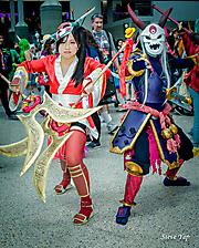 Anime Expo 2018 Masquerade