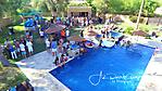Annual LLS Charity Luau Pool Party