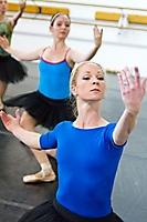 Ballet Arizona Rehearsal