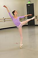 Ballet Arizona Rehearsals