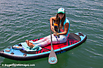 Beat The Heat Paddleboard Yoga