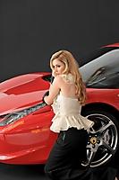 Behind the Camera- Ferrari