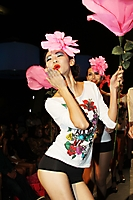 Betsey Johnson: He Loves Me, He Loves Me Not Fashion Show