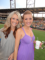 Blake Shelton at Salt River Fields
