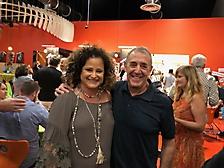 Sheryl and Jim Rednor