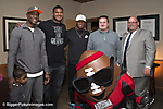 Cancer Patients Meet NFL Players