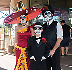 Day of the Dead @ Desert Botanical Gardens