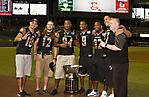 Diamondbacks Honor Champion Arizona Rattlers