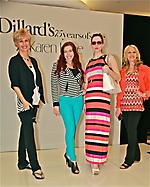 Dillard's Fashion Show