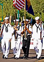 East Valley Veterans Parade