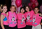 Fashionably Pink Celebrity Fashion Show