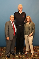 Florence Crittenton VIP Photo Op with BIll Walton and Gerta Klein