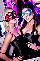 Friday the 13th Masquerade at DollHouse