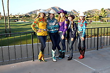 Getting into the Swing of Things Celebrity Golf Tournament