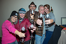 Grand Opening of Carlson Creek Vineyard Tasting Room