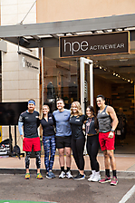 HPE Activewear Scottsdale Quarter Grand Opening