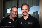 IndyCar Drivers Media Event