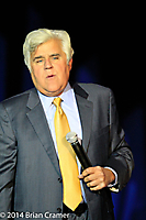 Jay Leno and Roger Clyne
