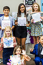 Junior Face of Foothills Finalists Meet and Greet