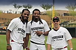Larry Fitzgerald Double Play Celebrity Softball Game