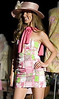 Lilly Pulitzer Fashion Show