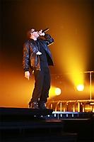Ludacris Performs at Black Eyed Peas Concert