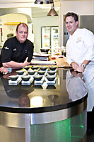 Lunch & Learn Private Dinner with Chef Beau MacMillan and Chef Pacheco