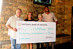 Luncheon and Check Presentation for Winter Swing 2013