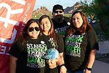 Lymphoma Research Foundation Walk - Phoenix Zoo_12