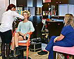 Hair/Make Up for Face of Foothills Contestants