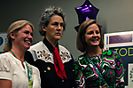 Meet and Greet: Temple Grandin
