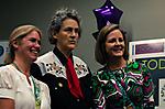 Meet and Greet: Temple Grandin