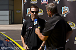 NASCAR Burnout In Downtown Phoenix