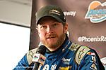 NASCAR Testing in Phoenix