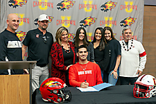 National Signing Day for Jack Miller