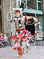 Native American Dancers- Derrick Suwaima Davis