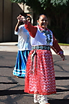 Native Americans Connections Parade