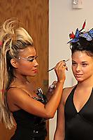 Phoenix Fashion Week- Behind the Scenes