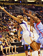 Phoenix Mercury vs Atlanta Dream